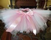 Pink Baby Girl Tutu Skirt, Newborn Tutu Set, Baby Tutu, Pink, Photo Prop, Newborn Tutu, Light Pink, Baby Shower, Birthday, Gift, Girl Outfit
