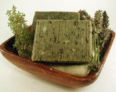 From the Garden - Thyme and Lavender Hand Crafted Kitchen Soap