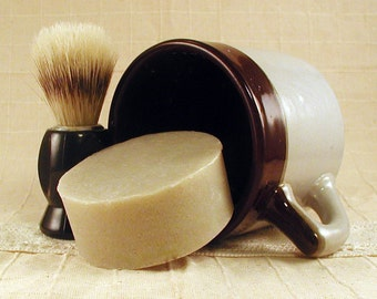 Fresh Cold Water Scent - Old Fashioned Shaving Soap