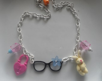 Anything Goes Charm Necklace