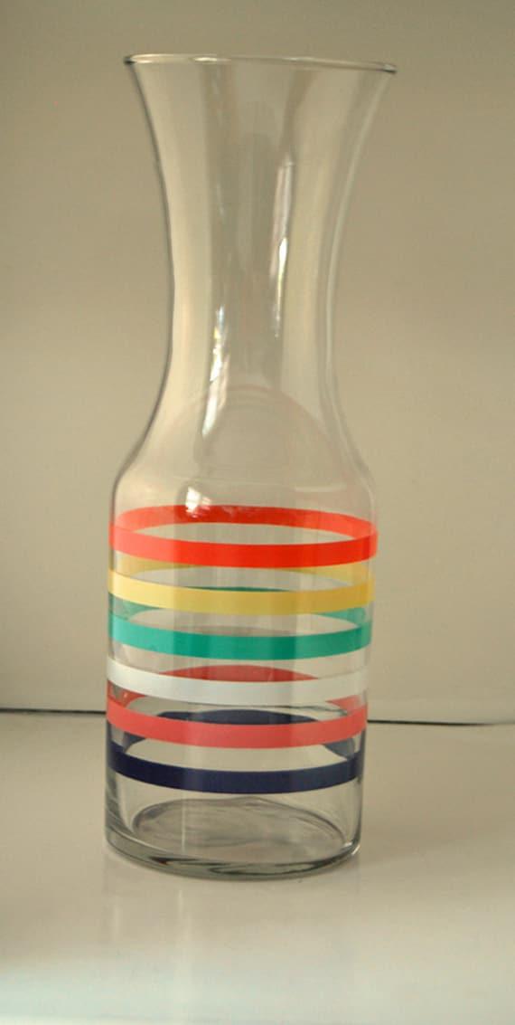 Vintage Juice Carafe
