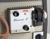 Vintage Kodak Brownie 8/Model 10 8mm Movie Projector - 1950's