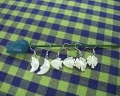 Set of 3 MOP Earrings - Free Shipping
