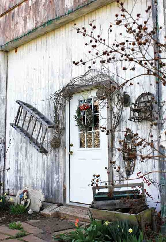 SPECIAL ORDER - ILENE Cottage Photograph Shabby Chic Fine Art Barn Photo