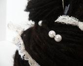 SALE French Maid- Artfully Spun Wool Yarn- 4.75 oz