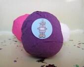 Fun Surprise Ball (Small purple)