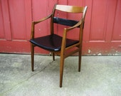 Extremely Rare Mid Century Modern Arm Chair by  Dux