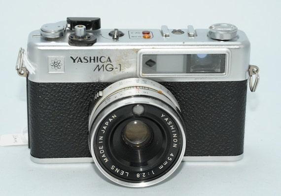 Vintage Camera Yashica MG-1, Tag 765