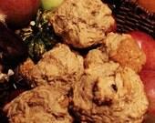 Spiced Apple Harvest Muffins