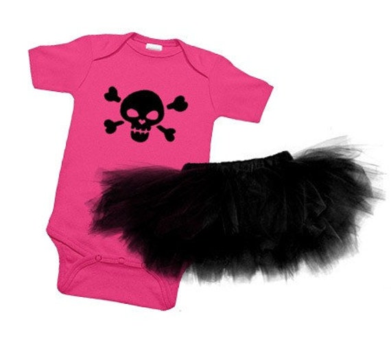 Rock and Roll baby Tutu SET