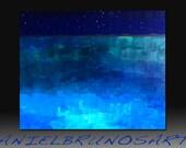 DanielBrunosArts - Original - Abstract  painting - (24x30 x1.5)