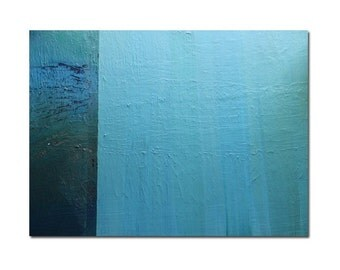 DanielBrunosArts - Abstract - Title: Tranquility  Original - painting  ( 18'' x 24''  x1.5'' deep )