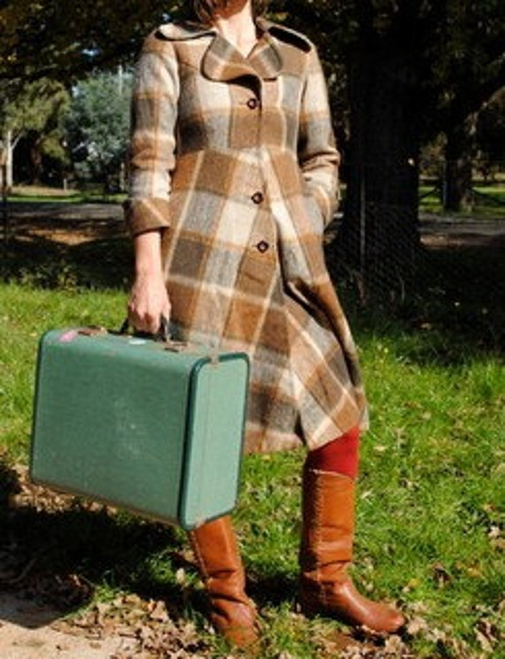 Betsy- The Perfect Vintage Wool Coat