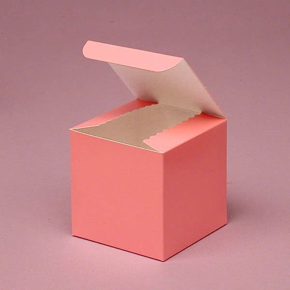Colored Gift Box - Party Favor Box