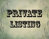 private listing for Kelly