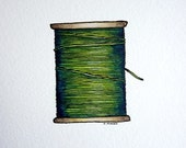 Original - Green Cotton Reel