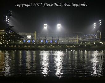 Pittsburgh Pirates PNC Park 11x14 print