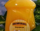 NEW Bigger Size --16 oz.--Buttery KETTLE CORN ---Natural Dish Soap---Made from Scratch---Smells soooo yummy