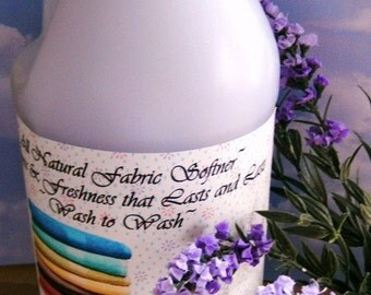 VANILLA LAVENDER--All Natural Earth-friendly Clothing,Fabric and Linen Refresher---Wonderful--Only one on Etsy