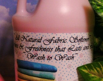 LOVE SPELL--All Natural Earth-friendly Clothing Fabric and Linen Softener---Wonderful