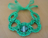 St. Patrick's Bracelet by VZuniga Designs