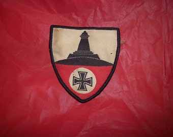 Army WW1 Veterans  Patch