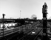 NYC Subway Photo 1980s - Coney Island by TheConnArtist