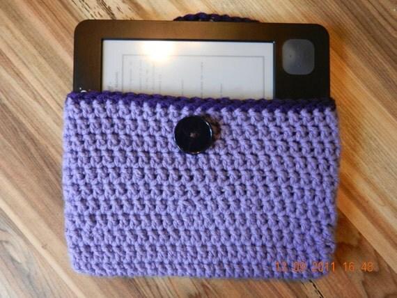 KOBO CASE cozy in purple - for ebook reader
