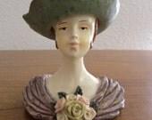 RESERVED (seannach) - Lady Jewelry Box