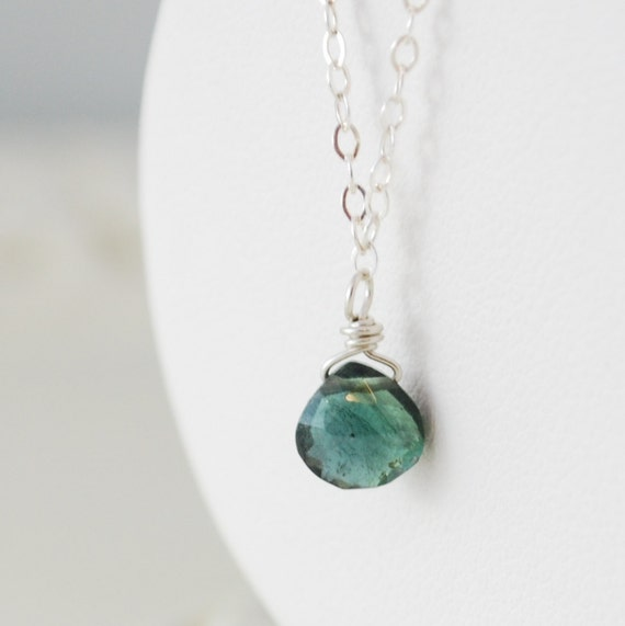 birthstone necklace child children girl by myfirstjewellery. Black Bedroom Furniture Sets. Home Design Ideas