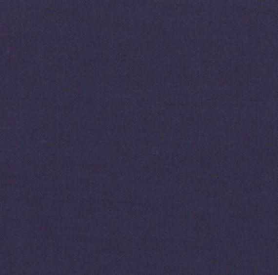 Moda Bella Solids - American Blue - Moda Fabrics Number 9900 174 - Last Yard