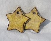 RESERVED - Set of 2 Star Charms