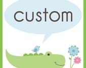Custom Order for MARGASP