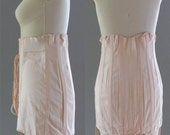 1930s corset / 1930s lingerie / For Beauty And For Health
