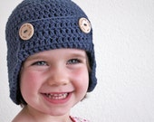Crochet Hat Childrens size
