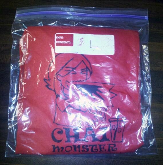 Em2a Cartoon: Chai Monster T-shirt (1 screen)