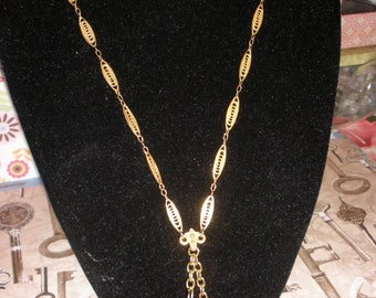 Mr. Darcy's Gift Victorian Style necklace