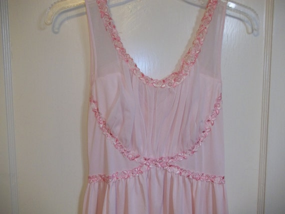 Light Pink Vintage Nightgown ON SALE