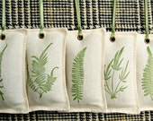 Lavender sachets - Fern Collection