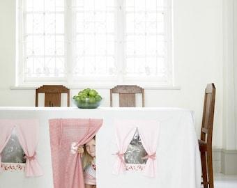 Play House tablecloth