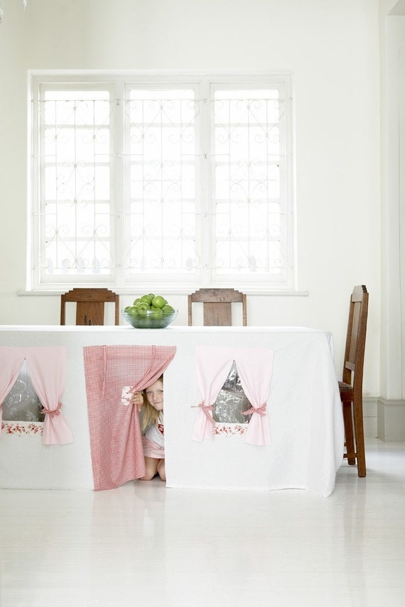 Play House tablecloth