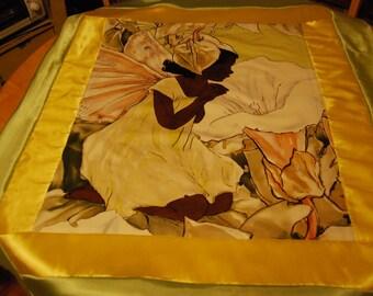 African-American Fairy Princess Comforter Set #1