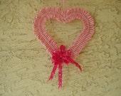 Macrame Valentine Heart