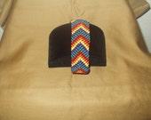 Macrame Rainbow Bracelet (Weave)