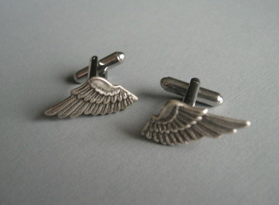 Winged Victory Cufflinks