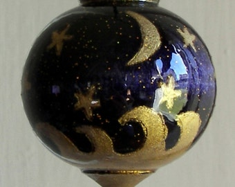 Moon Tide Christmas Ornament Dead Serious 2010