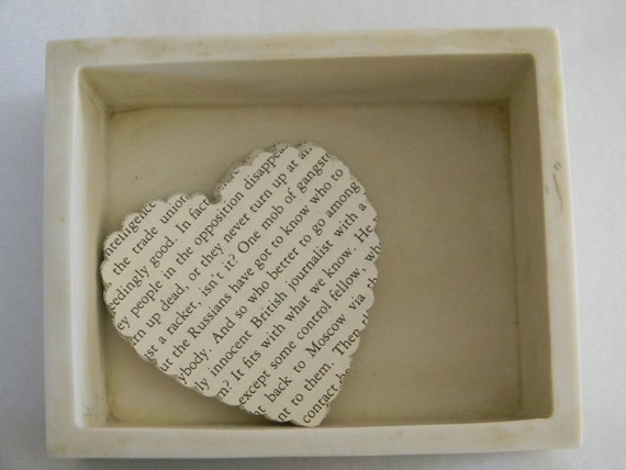 Vintage Scalloped Heart Punches