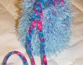 Fun Furry Fashion Bag for Little Girl