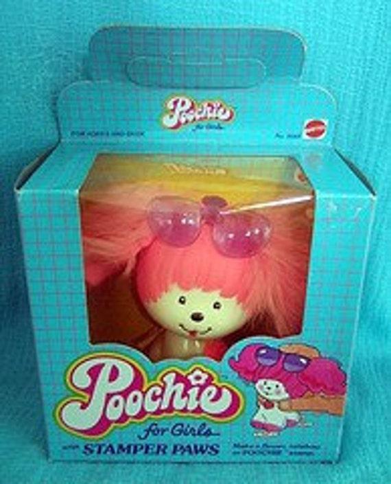 Poochie toys emblem, but