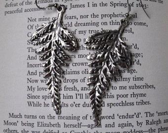 The Lovely Fern Earrings